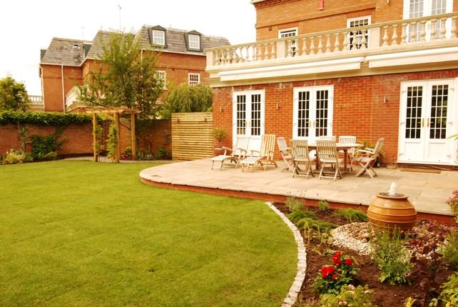 Windsor Park House Garden Dream Gardens